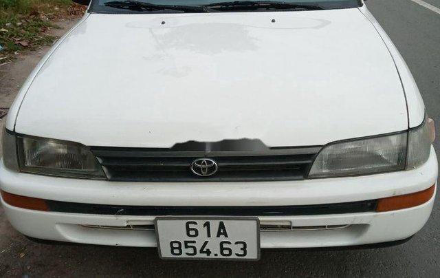 Bán xe Toyota Corolla đời 1992, màu trắng, nhập khẩu còn mới, 73 triệu0