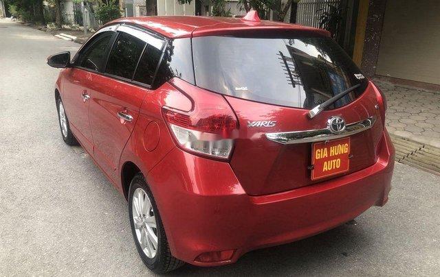 Bán ô tô Toyota Yaris sản xuất năm 2015, xe nhập, giá cạnh tranh7