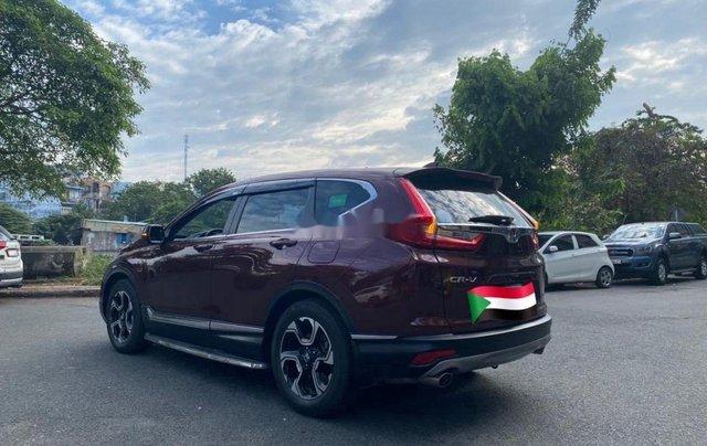 Cần bán gấp Honda CR V sản xuất năm 2018, nhập khẩu1
