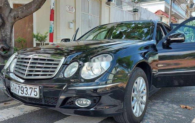 Bán ô tô Mercedes E class năm 2007, nhập khẩu nguyên chiếc còn mới giá cạnh tranh0