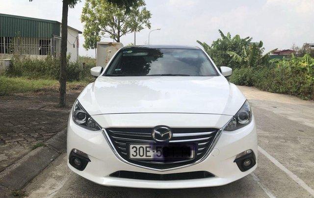 Bán  Mazda 3 năm 2016, xe chính chủ0
