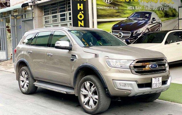 Bán xe cũ Ford Everest sản xuất năm 2017, nhập khẩu2