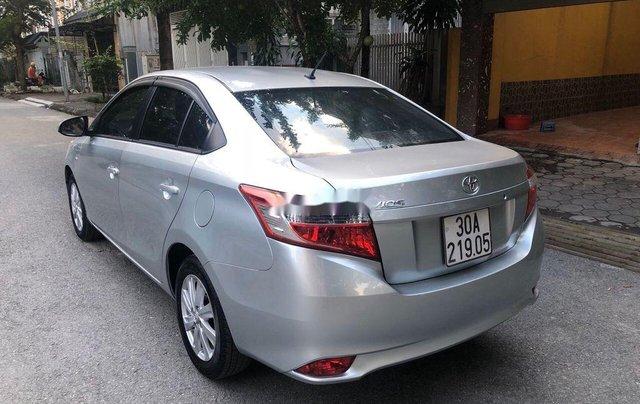 Cần bán xe Toyota Vios sản xuất 2014, một chủ từ mới 10