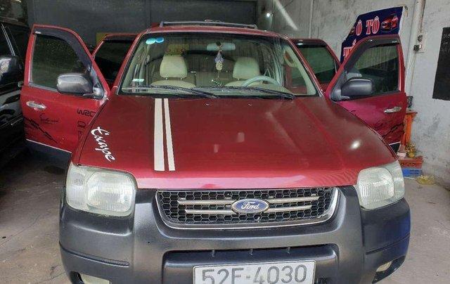 Bán Ford Escape sản xuất năm 2002, giá chỉ 105 triệu0