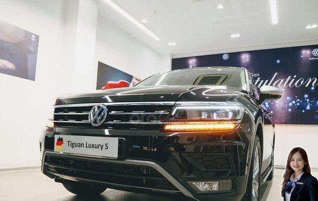 VW Tiguan Luxury S 2020 bản full option cao cấp nhất, dành cho KH yêu thích sự hoàn hảo, đi offroad cực đã5