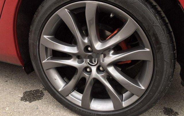 Cần bán lại xe Mazda 6 sản xuất 2017, hỗ trợ bank 70%5