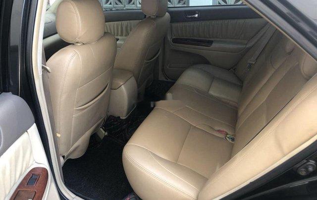 Bán Toyota Camry sản xuất 2005, xe gia đình, 320 triệu1