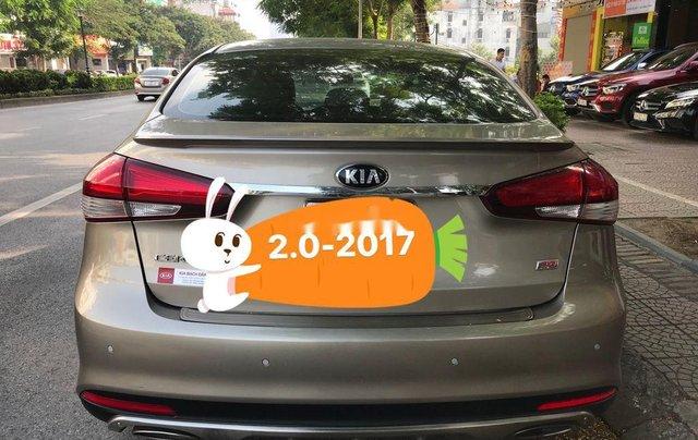 Cần bán lại xe Kia Cerato sản xuất 2017, full option1