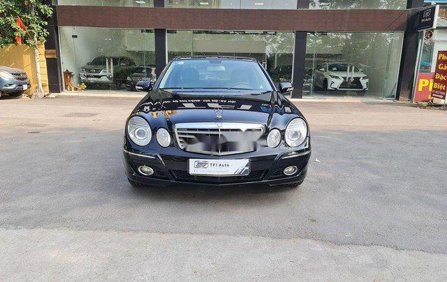 Bán Mercedes E280 năm sản xuất 2008, xe nhập0
