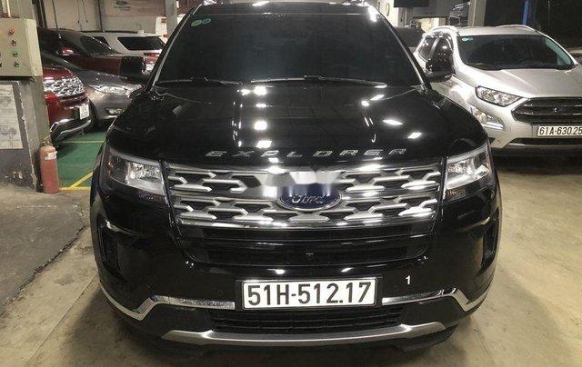 Bán xe cũ Ford Explorer sản xuất 2018, xe nhập0