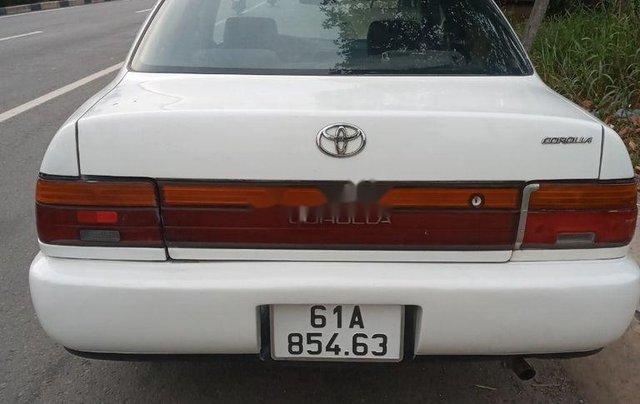 Bán xe Toyota Corolla đời 1992, màu trắng, nhập khẩu còn mới, 73 triệu5