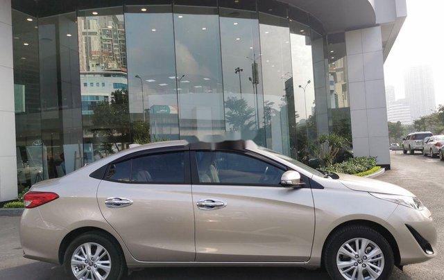 Bán Toyota Vios sản xuất năm 2019, xe chính chủ11
