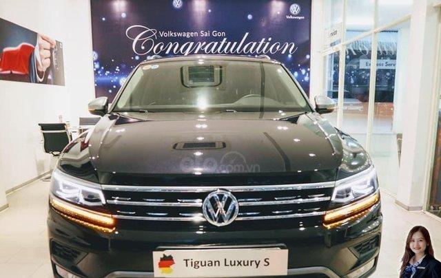 VW Tiguan Luxury S 2020 bản full option cao cấp nhất, dành cho KH yêu thích sự hoàn hảo, đi offroad cực đã1