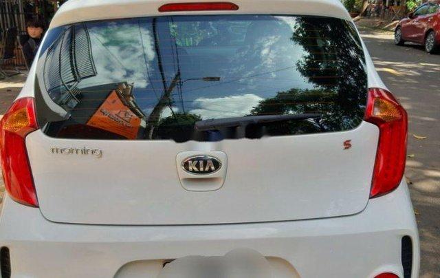 Bán xe Kia Morning năm sản xuất 2018, số sàn8