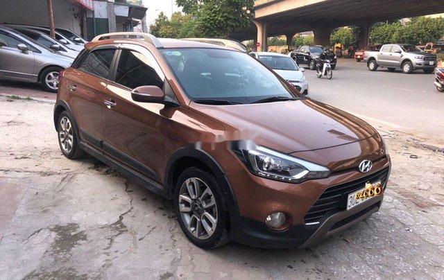 Bán Hyundai i20 Active năm 2015, nhập khẩu nguyên chiếc2