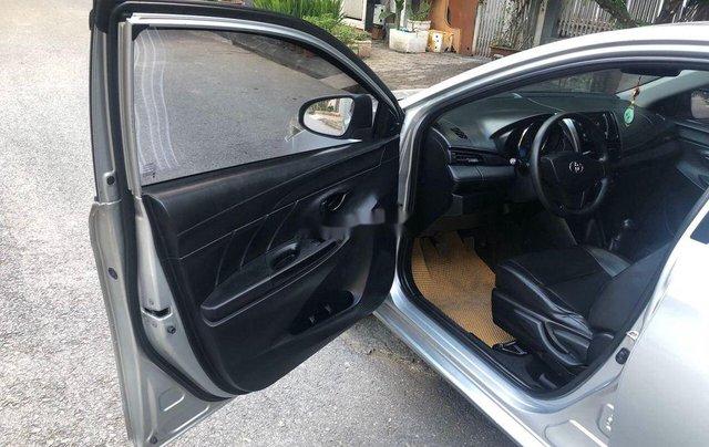 Cần bán xe Toyota Vios sản xuất 2014, một chủ từ mới 5