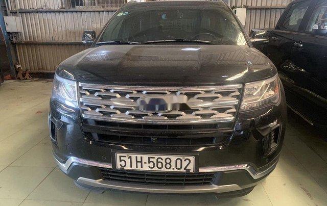 Bán xe Ford Explorer sản xuất 2018, nhập khẩu nguyên chiếc0