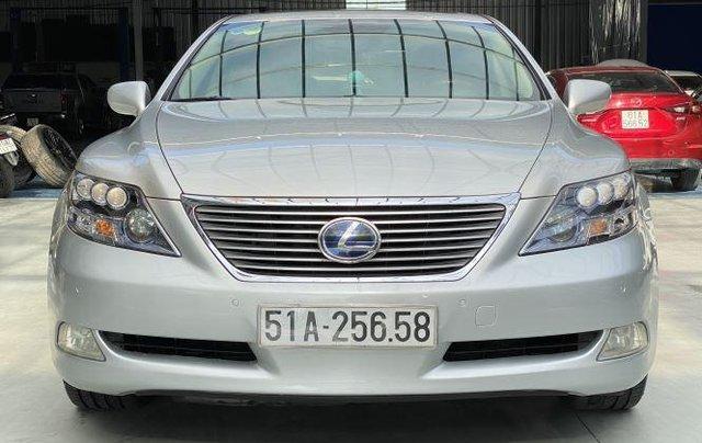 Bán ô tô Lexus LS600hL sản xuất năm 2007, màu xám, nhập khẩu  0
