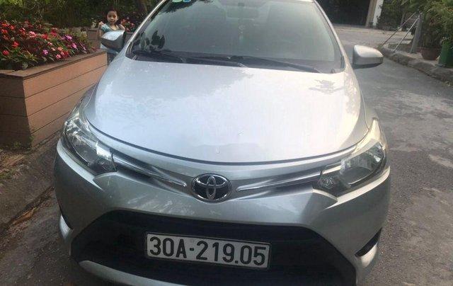 Cần bán xe Toyota Vios sản xuất 2014, một chủ từ mới 9