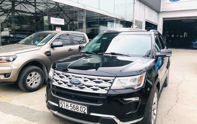Bán Ford Explorer năm sản xuất 2018, nhập khẩu như mới2