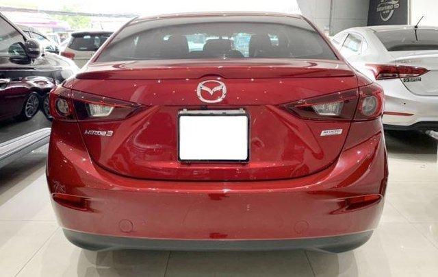 Cần bán gấp Mazda 3 sản xuất năm 2018, màu đỏ, giá tốt1