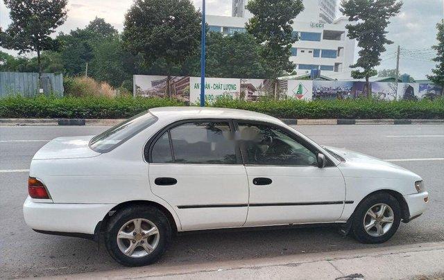Bán xe Toyota Corolla đời 1992, màu trắng, nhập khẩu còn mới, 73 triệu4