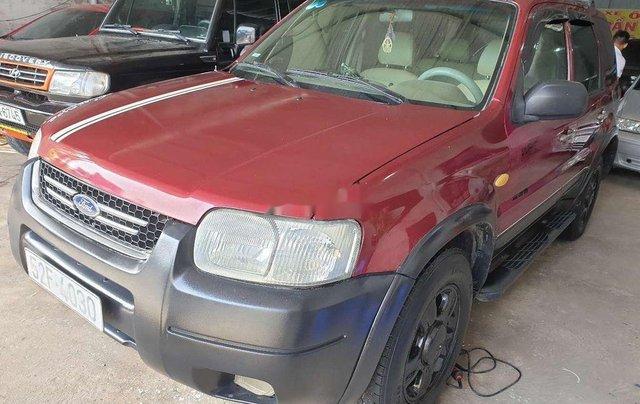 Bán Ford Escape sản xuất năm 2002, giá chỉ 105 triệu4