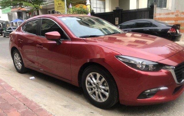 Cần bán lại xe Mazda 3 năm 2018, xe nhà sử dụng ít đi1