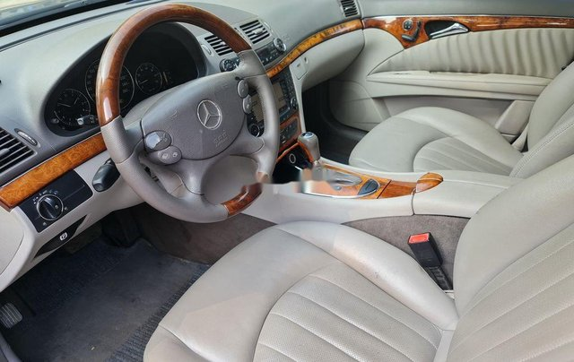Bán Mercedes E280 năm sản xuất 2008, xe nhập9
