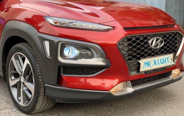 Cần bán lại xe Hyundai Kona sản xuất 2019, xe như mới10