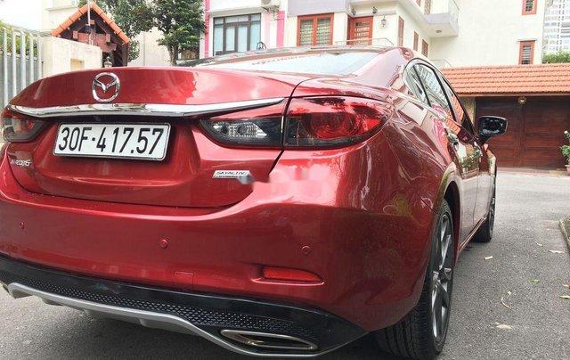 Cần bán lại xe Mazda 6 sản xuất 2017, hỗ trợ bank 70%4