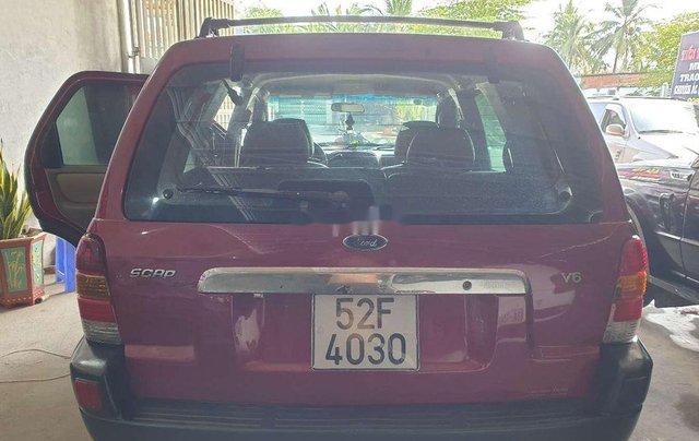 Bán Ford Escape sản xuất năm 2002, giá chỉ 105 triệu5
