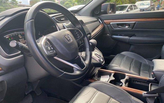 Cần bán gấp Honda CR V sản xuất năm 2018, nhập khẩu4