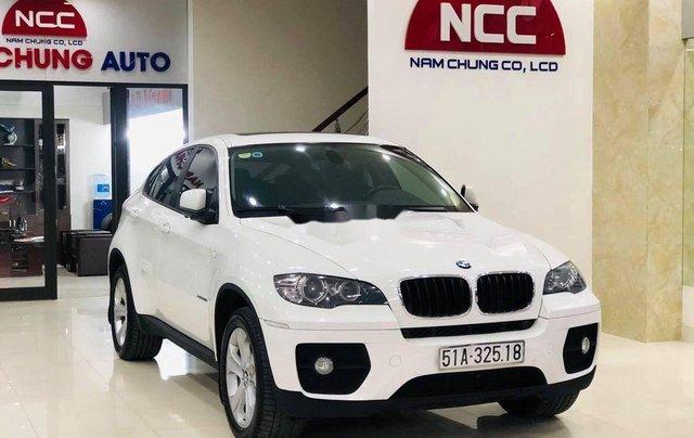 Bán BMW X6 sản xuất 2011, nhập khẩu còn mới4