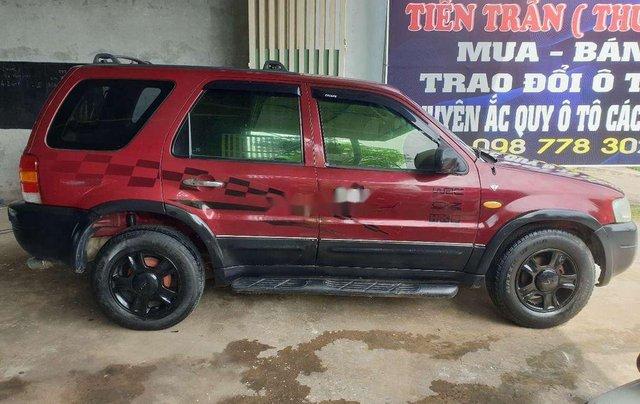 Bán Ford Escape sản xuất năm 2002, giá chỉ 105 triệu1