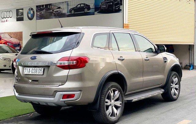Bán xe cũ Ford Everest sản xuất năm 2017, nhập khẩu1