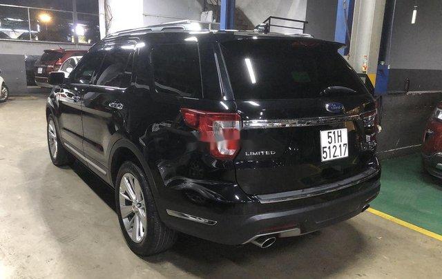 Bán xe cũ Ford Explorer sản xuất 2018, xe nhập4
