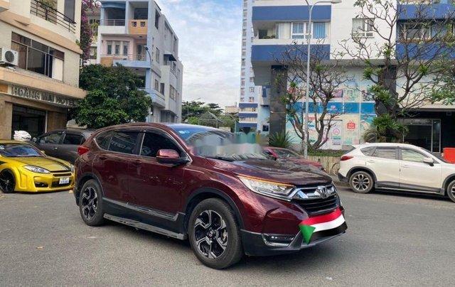 Cần bán gấp Honda CR V sản xuất năm 2018, nhập khẩu2