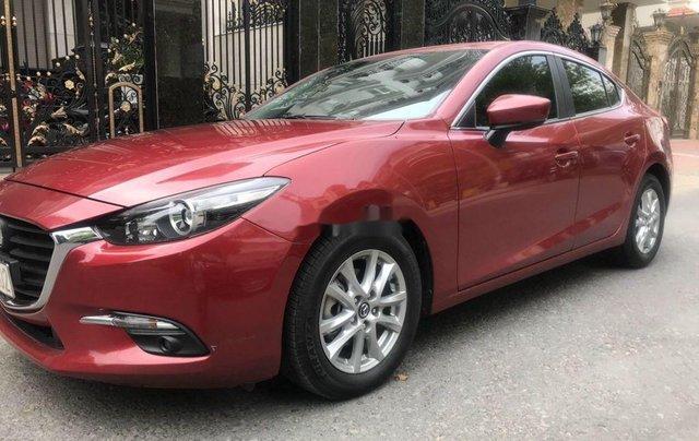 Cần bán lại xe Mazda 3 năm 2018, xe nhà sử dụng ít đi0