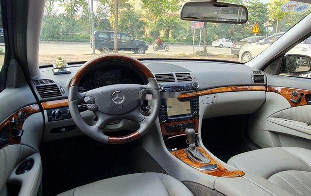 Bán Mercedes E280 năm sản xuất 2008, xe nhập8
