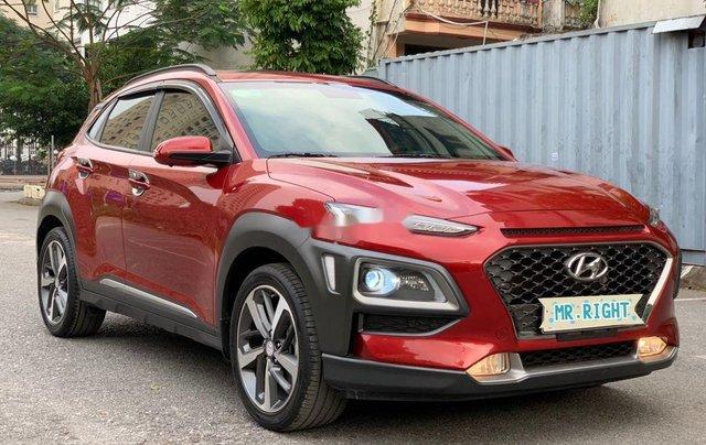 Cần bán lại xe Hyundai Kona sản xuất 2019, xe như mới0