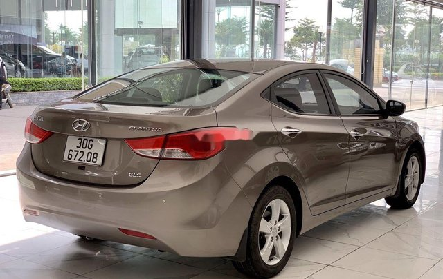 Bán Hyundai Elantra năm sản xuất 2013, nhập khẩu còn mới4