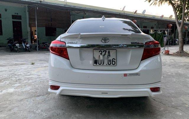 Cần bán Toyota Vios sản xuất năm 2018, số tự động4