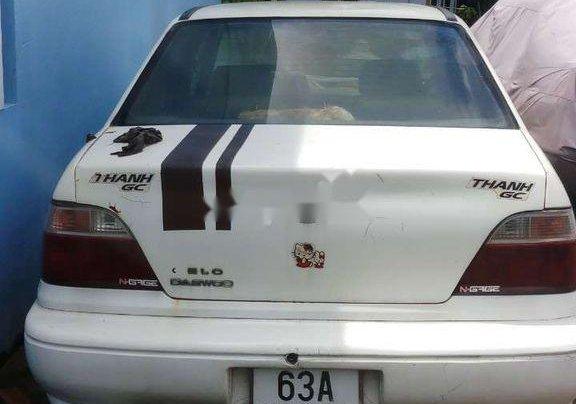 Bán xe Daewoo Cielo 1999, màu trắng, giá chỉ 28 triệu3