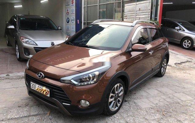 Bán Hyundai i20 Active năm 2015, nhập khẩu nguyên chiếc0