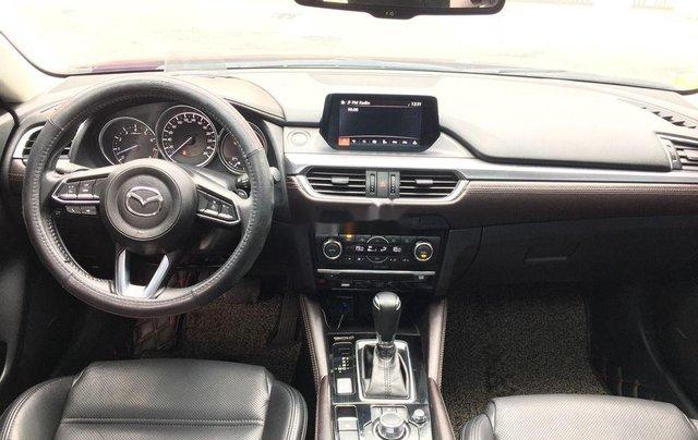 Cần bán lại xe Mazda 6 sản xuất 2017, hỗ trợ bank 70%6