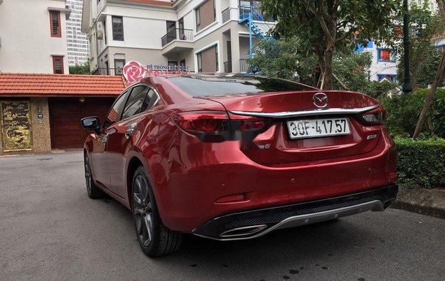 Cần bán lại xe Mazda 6 sản xuất 2017, hỗ trợ bank 70%3