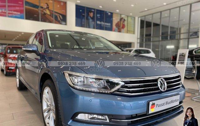 Volkswagen Passat Bluemotion màu xanh dương hiếm có - Giảm 12% - Giao xe ngay5