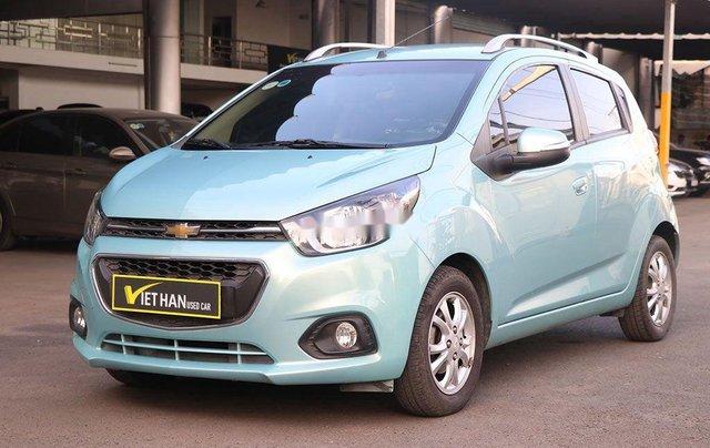 Bán Chevrolet Spark sản xuất 2018, xe được kiểm tra PDS và bảo dưỡng cấp 41