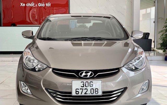 Bán Hyundai Elantra năm sản xuất 2013, nhập khẩu còn mới0
